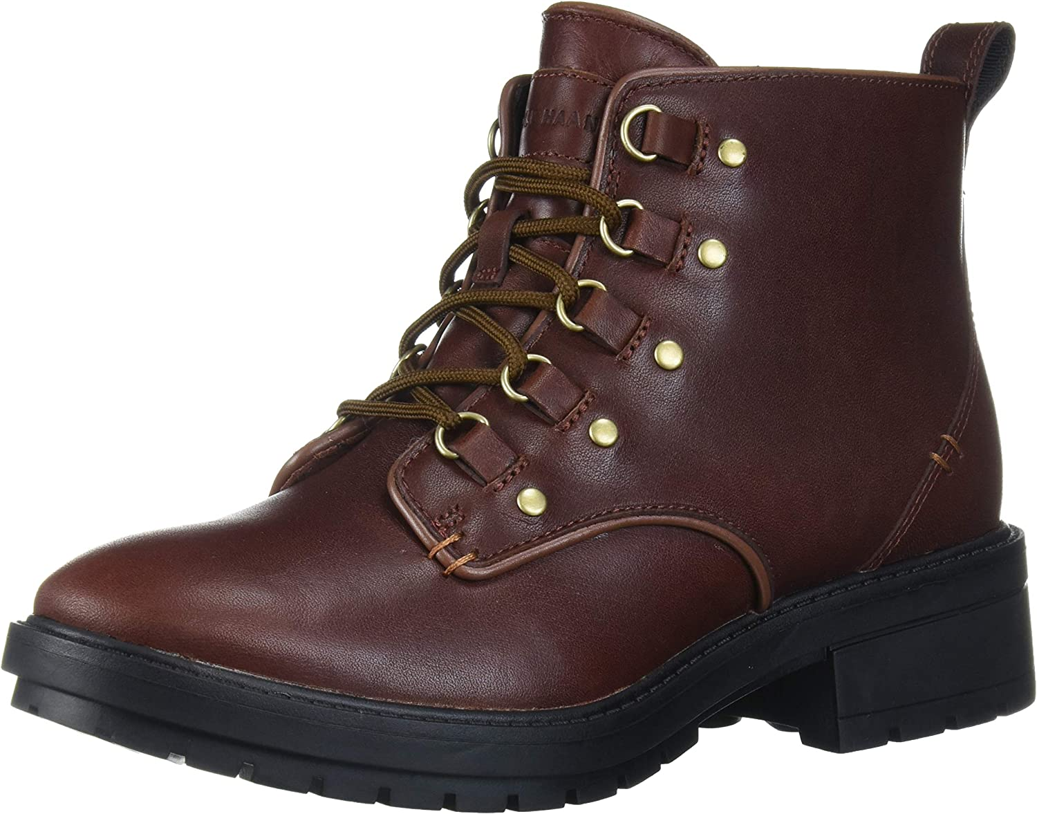 Briana Grand Lace-up Hiker Boot Hiking