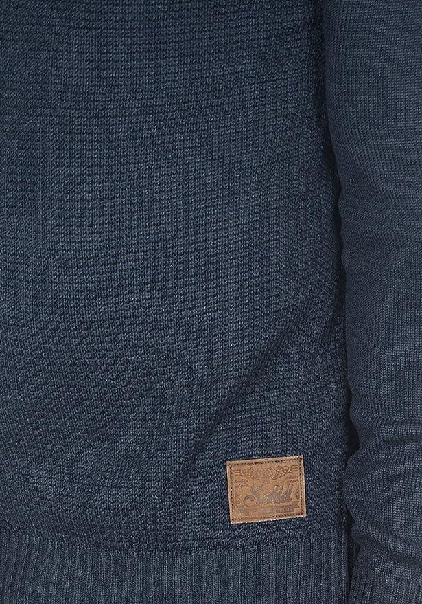 Solid Trey - Cárdigans para Hombre, tamaño:M;Color Insignia ...