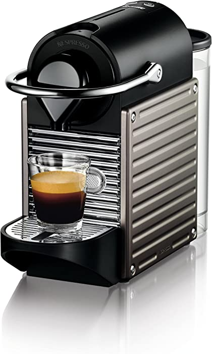 Breville-Nespresso USA BEC420TTN1AUC1 Pixie Espresso Machine