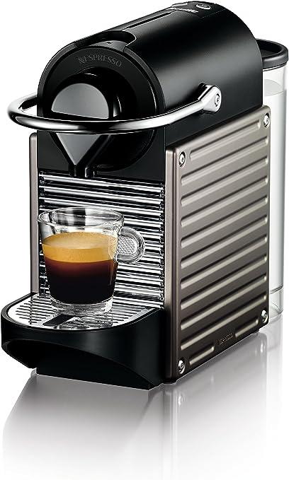 Nespresso Pixie Espresso Maker, Electric Titan Nespresso by Breville Titan: Amazon.es: Hogar