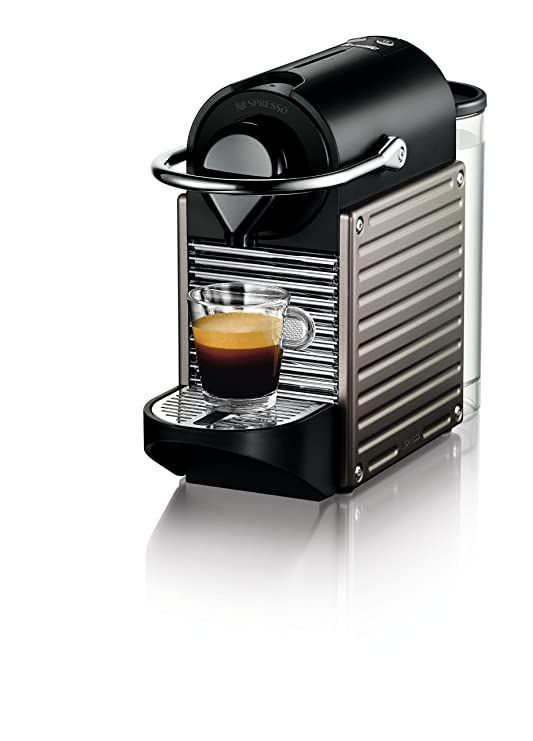 Nespresso Pixie Espresso Maker, Electric Titan Nespresso by ...