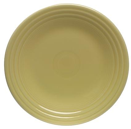 Fiesta 9-Inch Luncheon Plate Sunflower  sc 1 st  Amazon.com & Amazon.com | Fiesta 9-Inch Luncheon Plate Sunflower: Luncheon ...