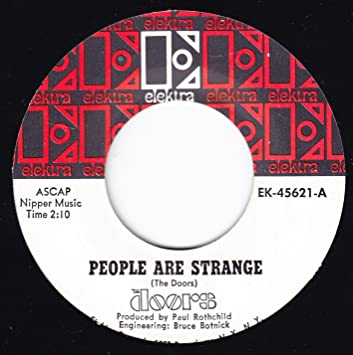 DOORS THE/People Are Strange/45rpm record  sc 1 st  Amazon.com & THE DOORS - DOORS THE/People Are Strange/45rpm record - Amazon.com ...