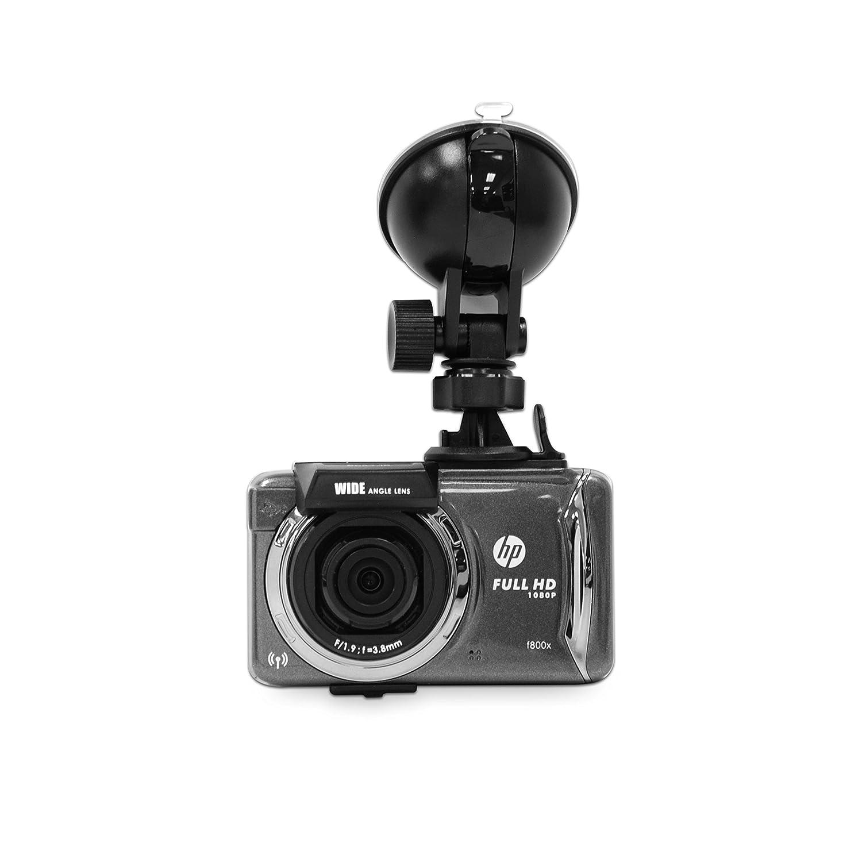 Amazon com hp car dashcam f800x full hd 1080p car dvr with gps tracking wi fi ready hp car electronics