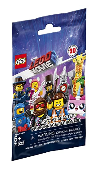 71023 Movie 2 Minifigures 2019 Building Kit1 MinifigureNew Lego The yvb76Yfg