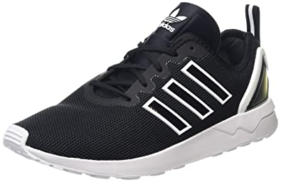 0f4f1063c adidas Unisex Adults  ZX Flux Advanced Low-Top Sneakers  Amazon.co ...