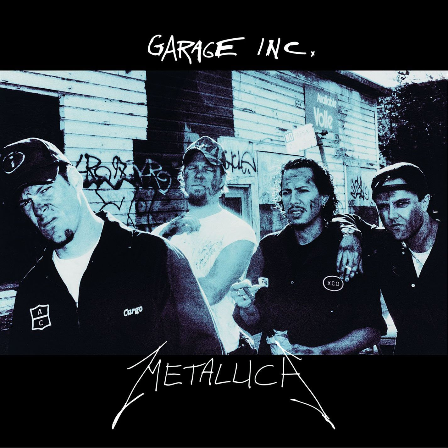 CD : Metallica - Garage Inc. (2 Disc)