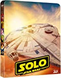Solo, a Star Wars Story - Steelbook 3D  (2 Blu Ray)