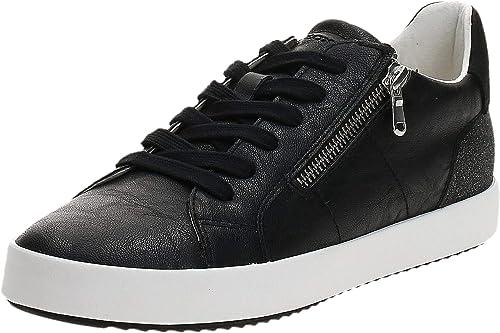 Derecho meditación maestría  Geox D BLOMIEE Sneaker Women Blue/Silver Low: Amazon.de: Schuhe &  Handtaschen