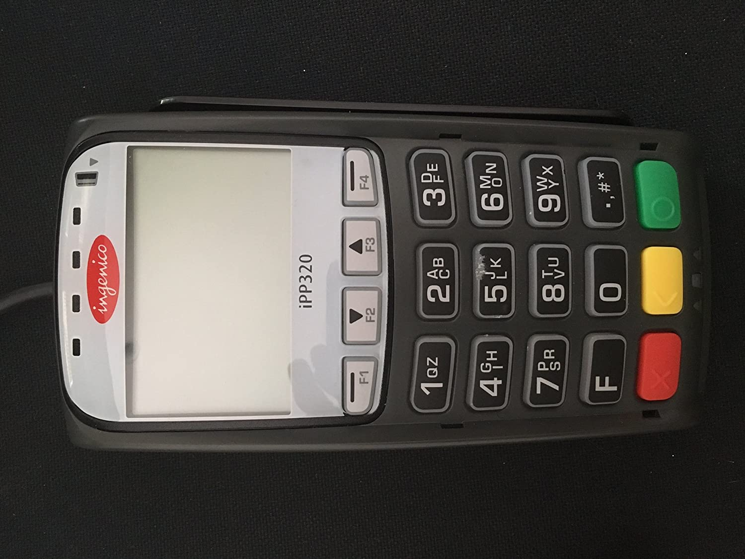 Ingenico iPP350 Contactless Payment Terminal with Data Cable