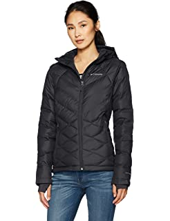 23c05e12033 Amazon.com  Columbia Heavenly Hooded Jacket  Sports   Outdoors