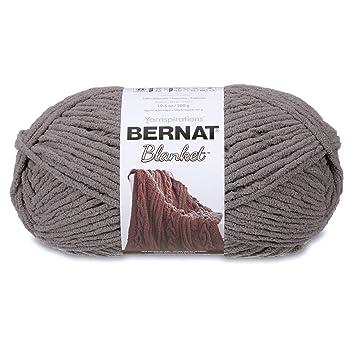 Bernat Blanket 100% Polyester Yarn for Crochet