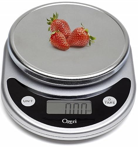 Ozeri ZK14-S Pronto Digital Kitchen Scale