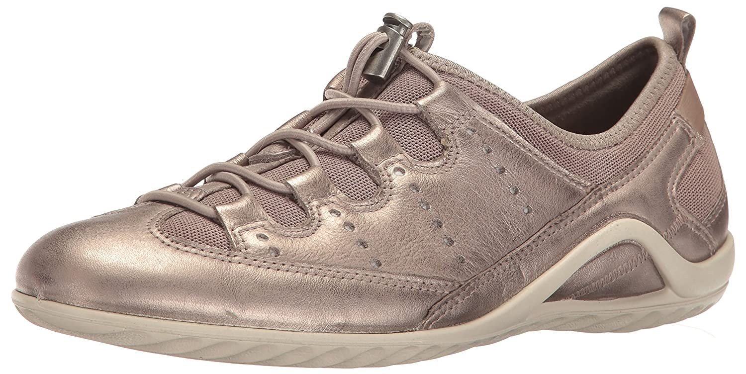 ECCO Women's Vibration II Toggle Sneaker B01KF6XJNI 41 EU/10-10.5 M US|Moon Rock