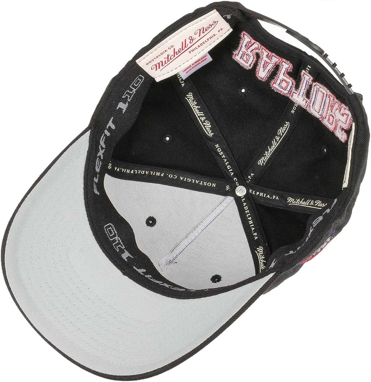 Mitchell & Ness Toronto Raptors INTL132 110 Curved Eazy NBA ...