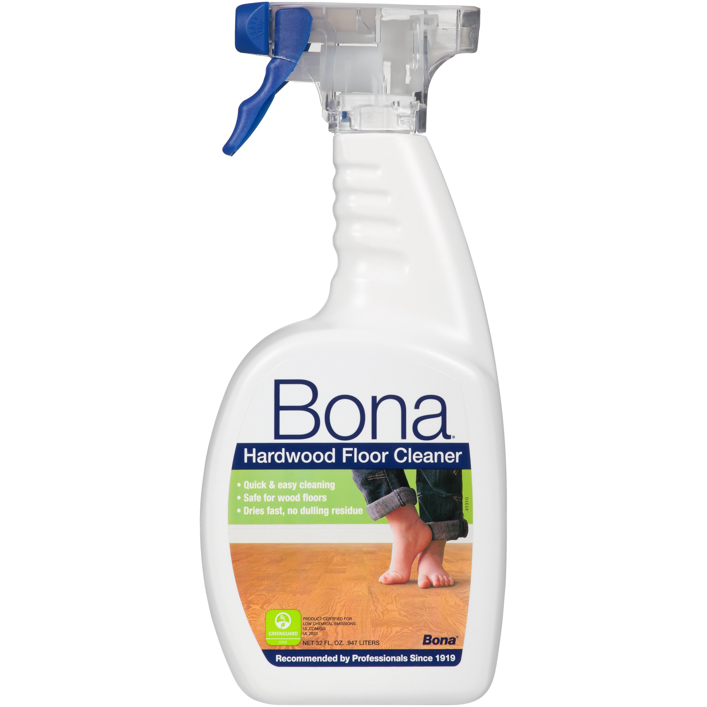 Amazoncom Bona Stone Tile Laminate Floor Cleaner Spray Oz - Clean tile floors without residue