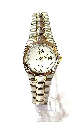 Reloj Jaguar Acero Bicolor Mujer