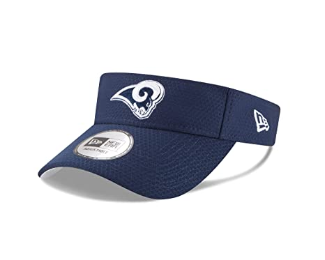 timeless design f9a3e f187c Image Unavailable. Image not available for. Color  New Era Los Angeles Rams  2018 Training Camp ...