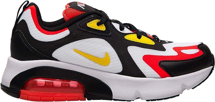 Nike Air Max 200 (gs) Big Kids At5627 005 Size 5: Amazon.co