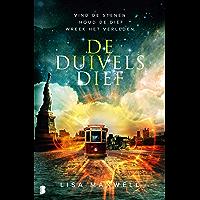 De duivelsdief (Magiër Book 2)