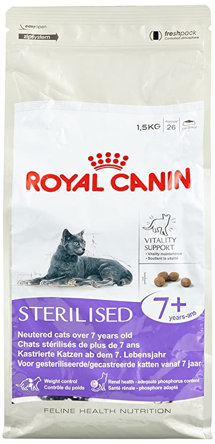 ROYAL CANIN Feline Sterilised 7-1500 gr