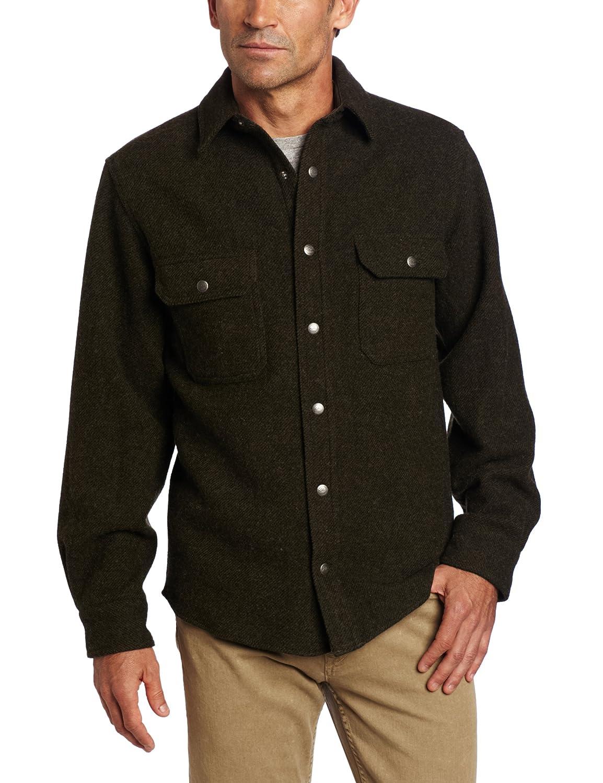 Woolrich Men's Wool Alaskan Shirt Woolrich Clothing 6140