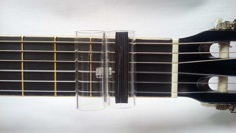 Chord Slider - Soporte para guitarra (doble tubo): Amazon.es ...