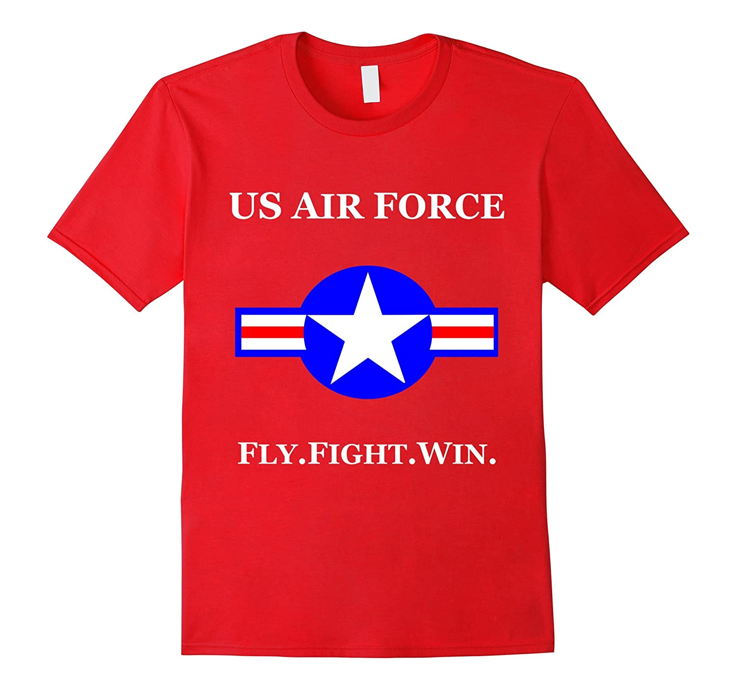 Academy US AIR FORCE SHIRT FLY FIGHT WIN T Shirt V2