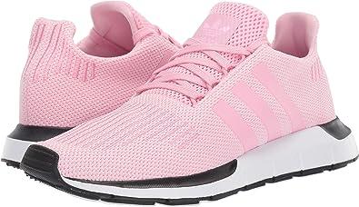 adidas Swift Run Night Cargo Glitter Sneaker damen