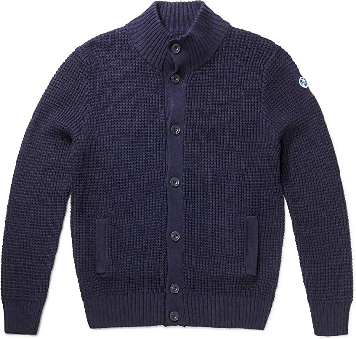 NORTH SAILS Cardigan in Lana E Jersey