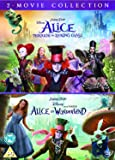Alice Through the looking glass/Alice in [DVD]