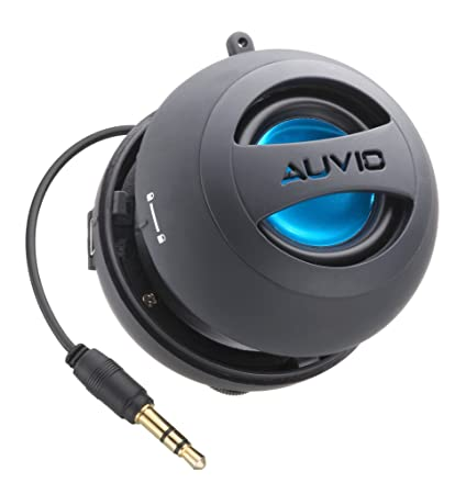 Review AUVIO® Expanding Speaker Black