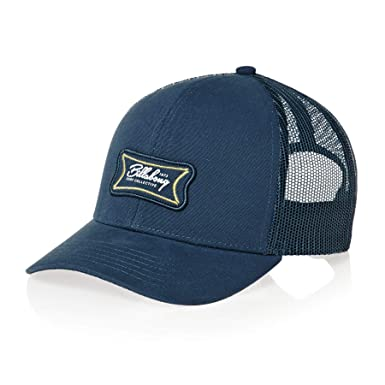 Billabong Walled Trucker Hat Black One Size Boys