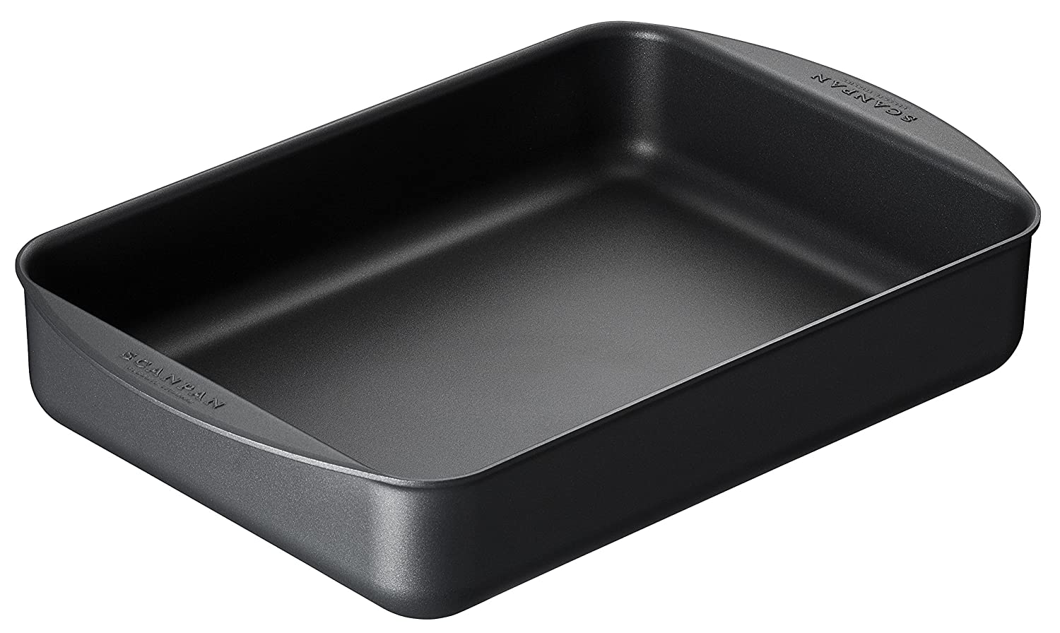 Scanpan Classic Roasting Pan, 3-quart/14-inch by 9-inch 30321200