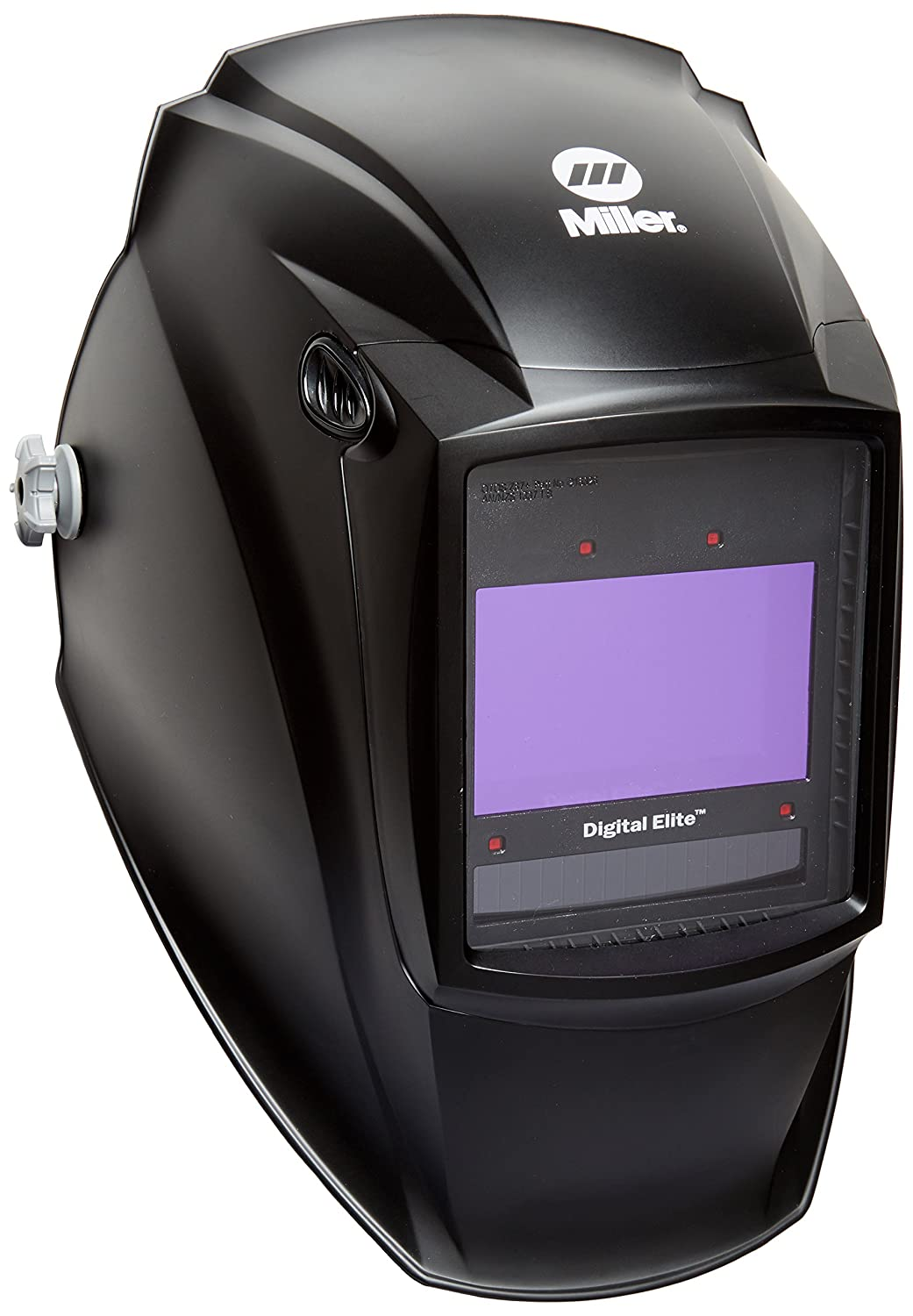 Auto Darkening Welding Helmet Black Digital Elite 3 5 To 8 8 To 13 Lens Shade Amazon In Industrial Scientific