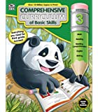 Comprehensive Curriculum of Basic Skills Workbook | 3rd Grade, 544pgs
