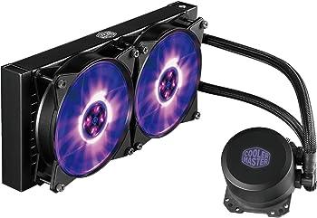 Cooler Master MasterLiquid Lite ML240L RGB All-in-one CPU Liquid Cooler