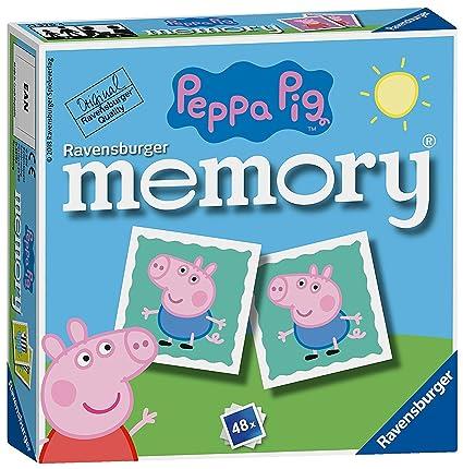 Amazon.com: Peppa Pig Juego De Memoria: Toys & Games