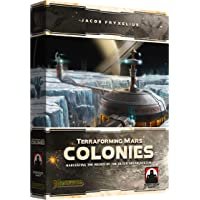 Unbekannt Stronghold Games STG07203 Terraforming Mars: The Colonies, Mehrfarbig