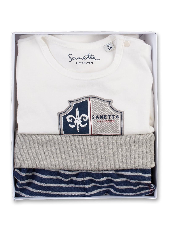 Sanetta Baby-Jungen Bekleidungsset 901588