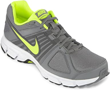Nike Downshifter 5, Zapatillas de Running para Hombre, Gris/Verde ...