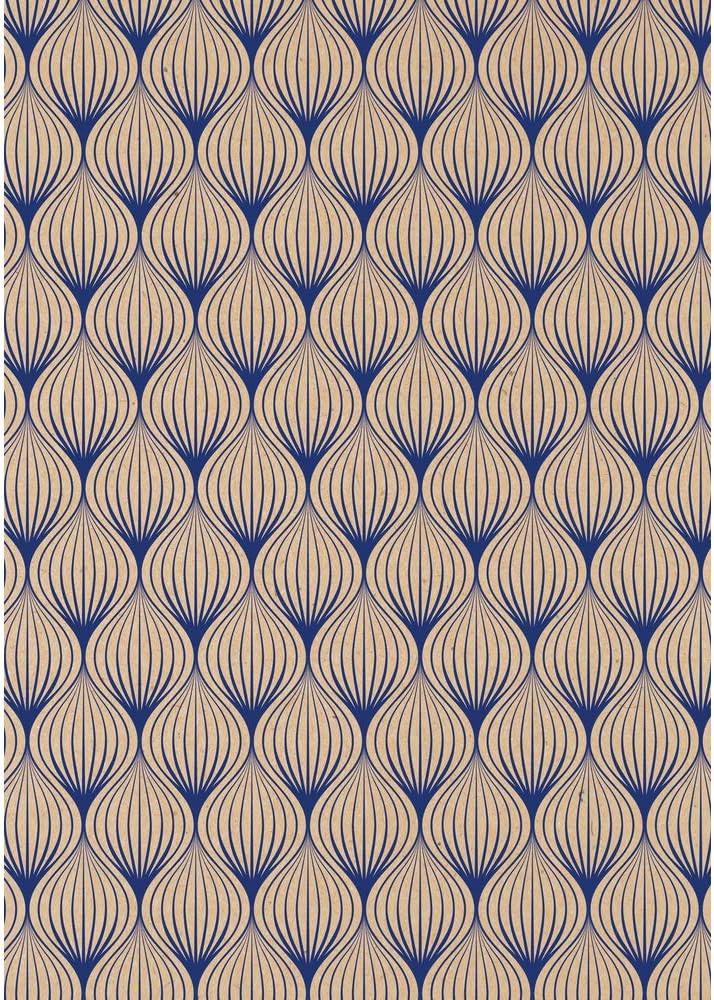 13 x 37,5 x 12 cm color champ/án Clairefontaine 24708-30C Bolsa de papel de regalo