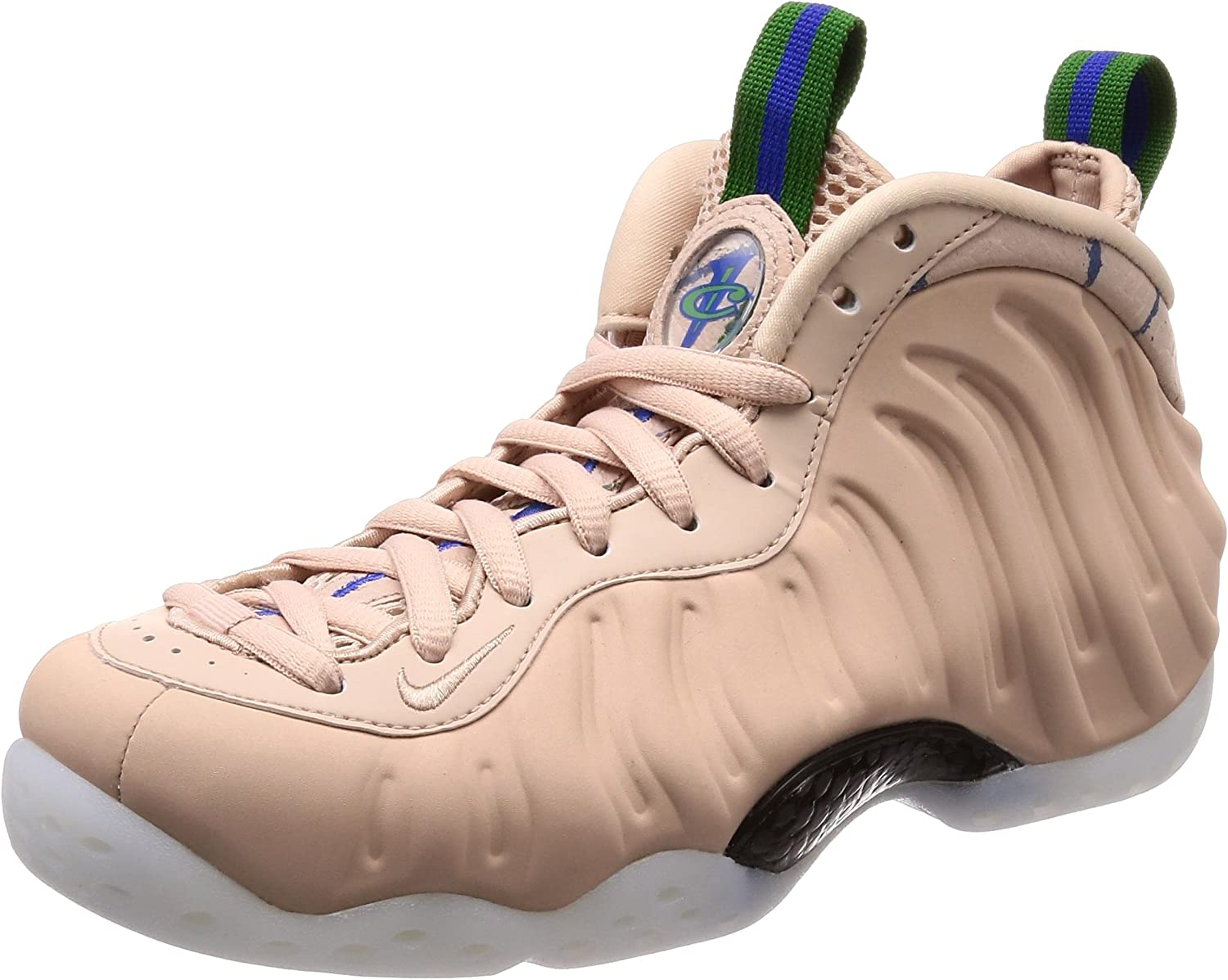 NIKE ZOOM AIR FOAMPOSITE ONE PEARLIZED PINK ... eBay