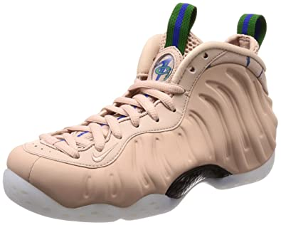 sports shoes 347ac cc0ec Nike Womens Air Foamposite One Athletic & Sneakers Beige