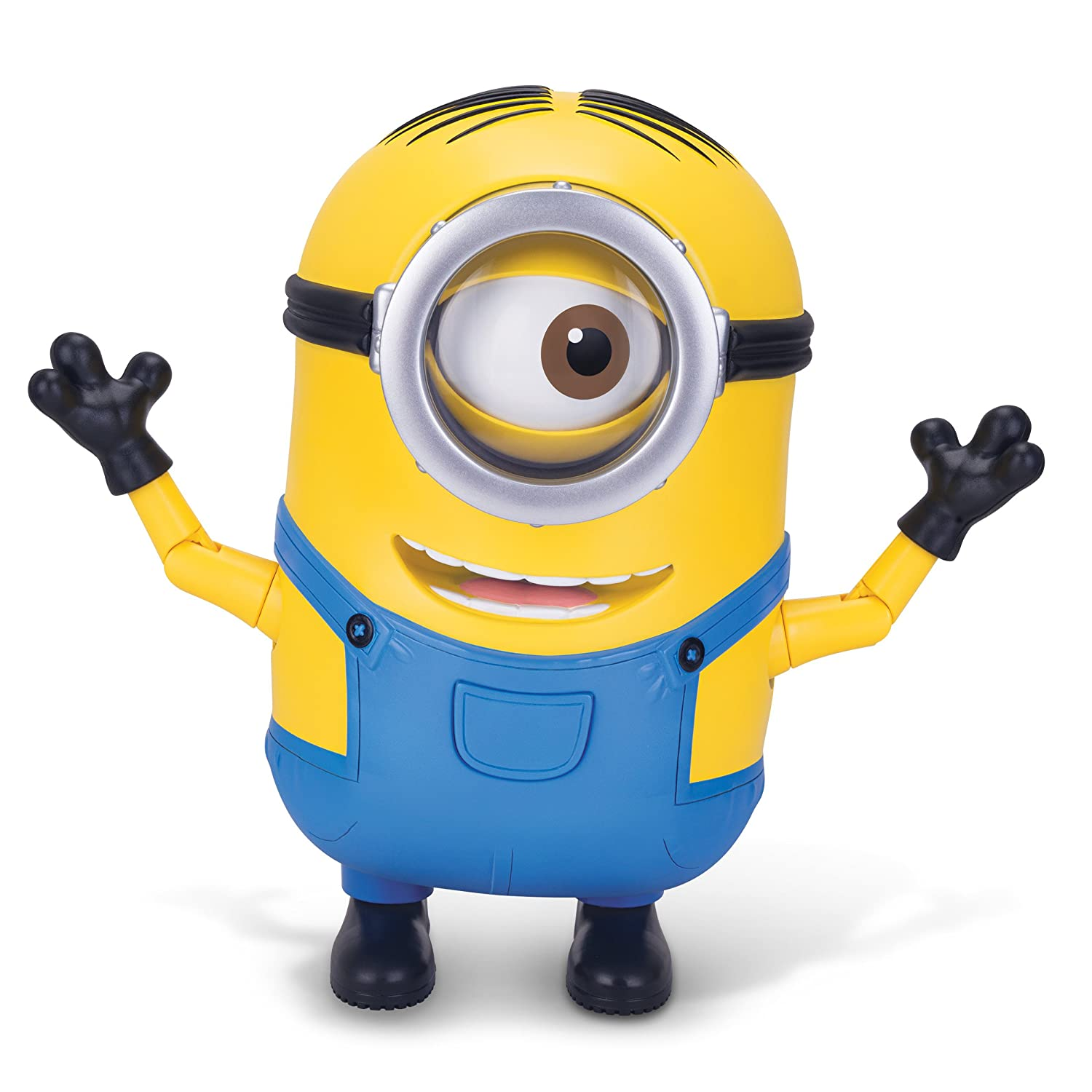 amazon com minions dancing stuart toys games