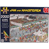 Jan van Haasteren -  Eleven City Ice Tour Jigsaw Puzzle (2000 Pieces)