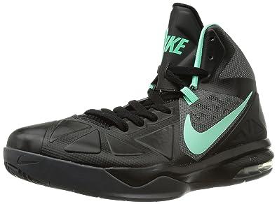 96081e332bf9a4 Nike Men s Air Max Body U Basketball Shoes Size 10