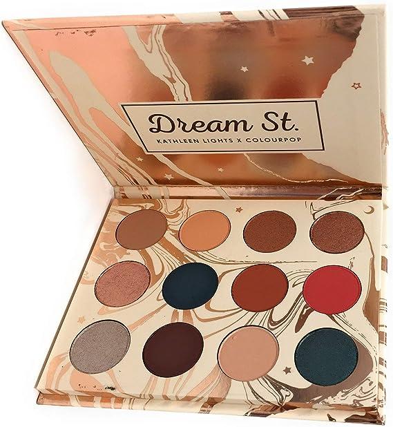 ColourPop Shadow Palettes Kathleen Lights (Dream St.)