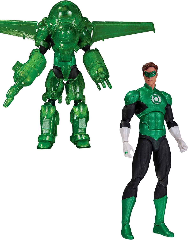LANTERNA VERDE Hal Jordan DC Essentials Action Figure