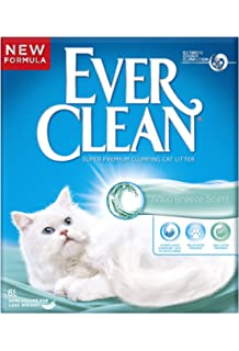 Ever Clean Aqua Breeze, Arena para Gatos, atrapa el Olor, ...